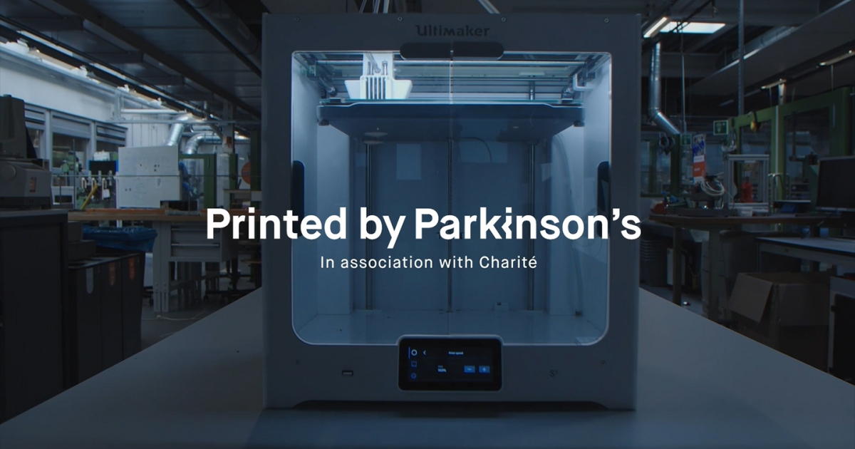 Printed by Parkinson's