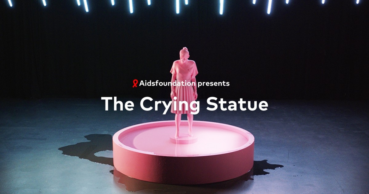 The Crying Statue