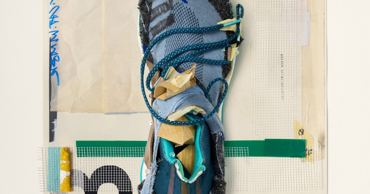 THE RUNNING SHOE DECODED