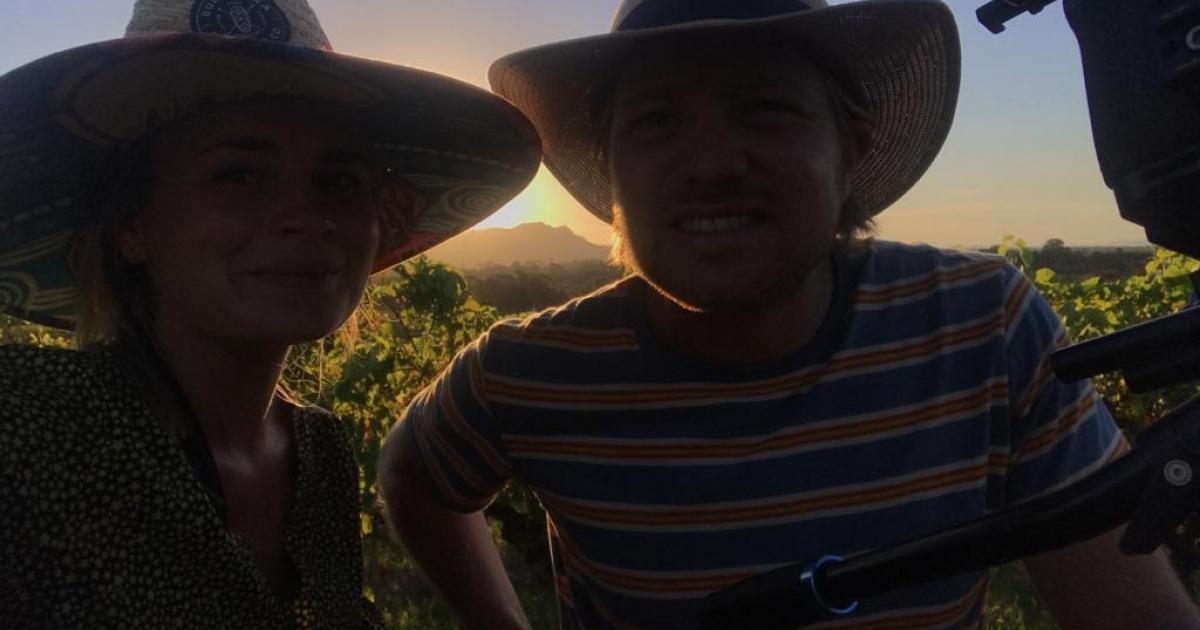 Our Pioneers in Sydney, Australia: Tim Arnold & Sanne Kragten